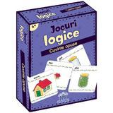 Jocuri logice - Cuvinte opuse, editura Didactica Publishing House