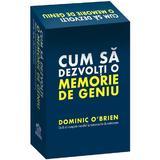 Cum sa dezvolti o memorie de geniu - Dominic O'Brien, editura Didactica Publishing House