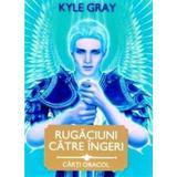Rugaciuni catre Ingeri. Carti oracol - Kyle Gray, editura Delia Muresan