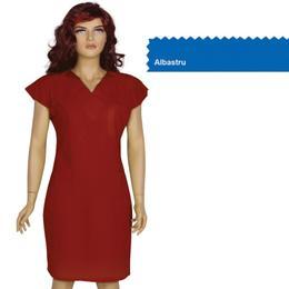 Rochita Femei Prima, albastru, tercot, marime XL (50-52)