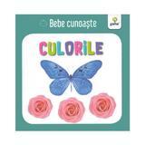 Culorile - bebe cunoaste, editura Gama