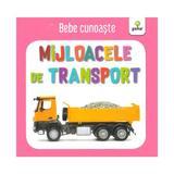 Mijloace de transport - bebe cunoaste, editura Gama