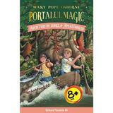 Portalul magic 6: Aventuri in jungla Amazonului - Mary Pope Osborne, editura Paralela 45