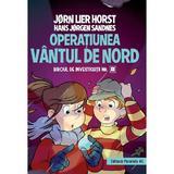 Operatiunea Vantul de nord (Biroul de investigatii nr.2) - Jorn Lier Horst, Hans Jorgen Sandnes, editura Paralela 45