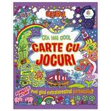 Cea mai cool carte cu jocuri, editura Corint