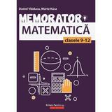 memorator matematica - Clasele 9-12 - Daniel Vladucu, Marta Kasa, editura Paralela 45