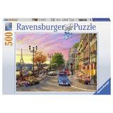 Puzzle o seara in paris 500 piese - Ravensburger