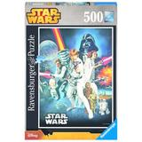 Puzzle star wars, ep. vi, 500 piese - Ravensburger