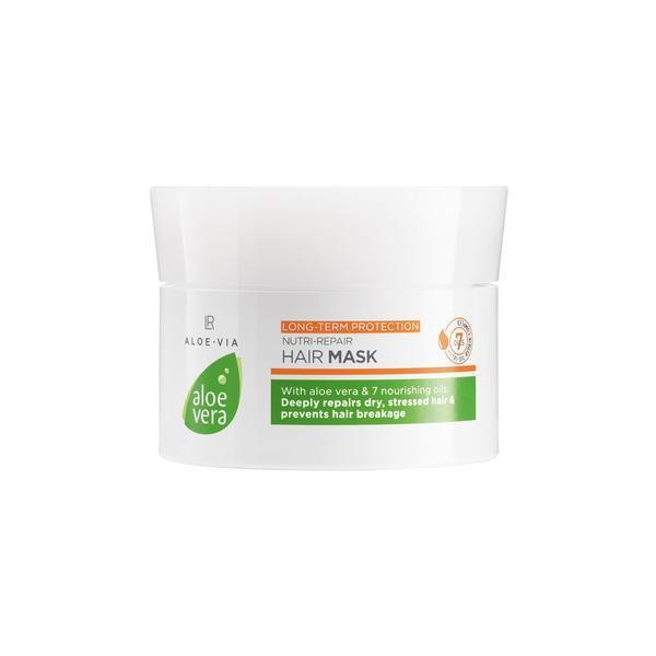 Mască de păr Nutri-Repair Aloe Vera 200 ml - Lr Health & Beauty imagine produs