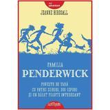 Familia penderwick: poveste de vara cu patru surori, doi iepuri si un baiat foarte interesant - jean