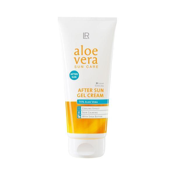Cremă - gel de protecţie după plajă After sun Gel Cream Aloe Vera 200 ml - Lr Health & Beauty imagine produs