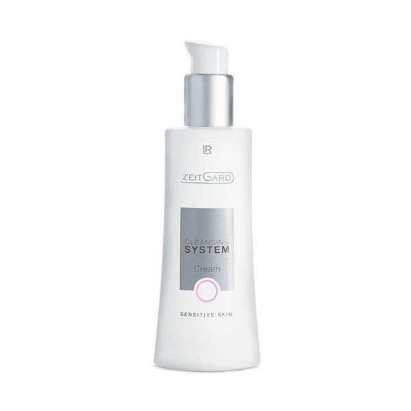 Crema pentru curatare ten - Cleasing System Cream Zeitgard 125 ml - LR