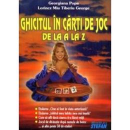 Ghicitul In Carti de Joc - autor G.Popa, editura Stefan