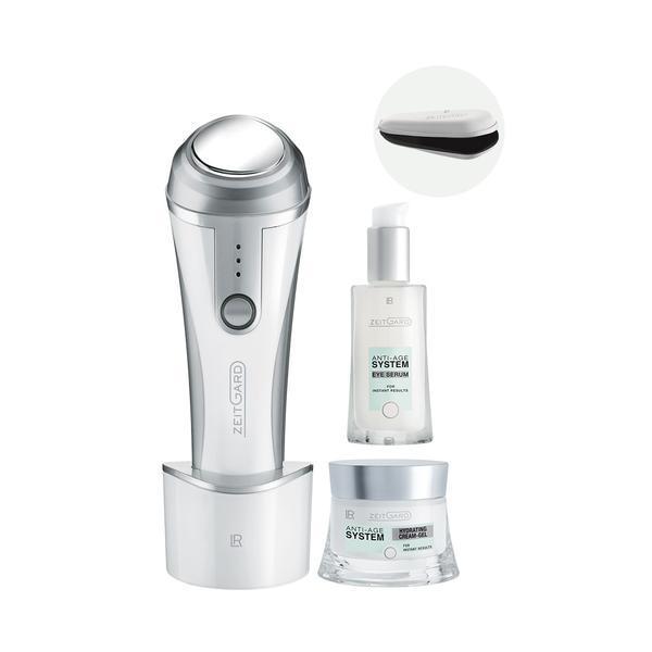 Set cadou pentru hidratare Ser ochi 30 ml + Gel crema 50 ml + dispozitivul Zeitgard - LR Health & Beauty