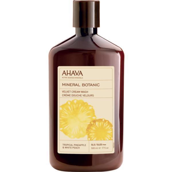 Crema de dus Ahava Mineral Botanic Pineapple Ahava, 500 ml imagine produs