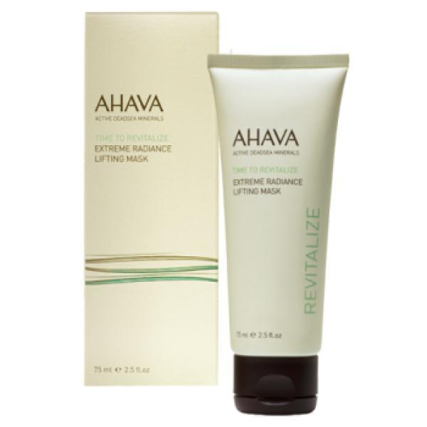 Masca de fata Ahava-extreme radiance lifting mask 75 ml