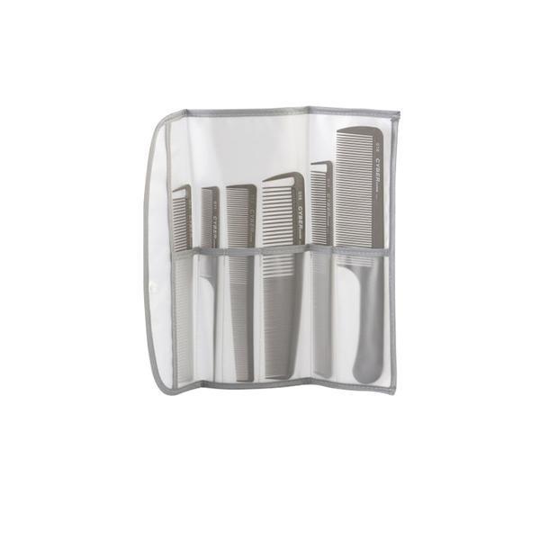 Set 6 piepteni - Cyber Comb - Roial Italia imagine produs