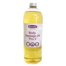 """Ulei de Masaj - Beautyfor Body Massage Oil """"Pro-1"""", 1000ml"""