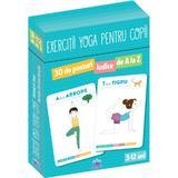 Exercitii yoga pentru copii - Shobana R. Vinay, editura Didactica Publishing House
