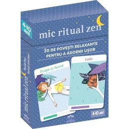 Mic Ritual Zen. 30 de povesti relaxante pentru a adormi usor - Pascale Pavy, editura Didactica Publishing House