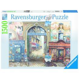 Puzzle pasaj din paris, 1500 piese - Ravensburger