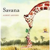 Savana - Albert Asensio, editura Lizuka Educativ