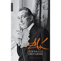 Jurnalul unui geniu - Salvador Dali, editura Humanitas