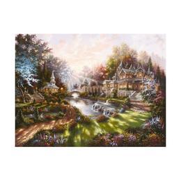 Puzzle revarsatul zorilor, 1000 piese - Ravensburger