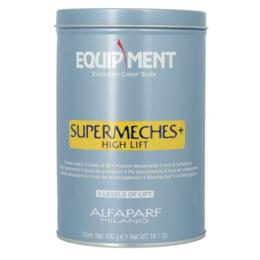 Pudra Decoloranta – Alfaparf Milano EQ Supermeches High Lift Powder Bleach, 400g de la esteto.ro