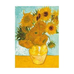 Puzzle van gogh - vaza cu flori, 1000 piese - Ravensburger