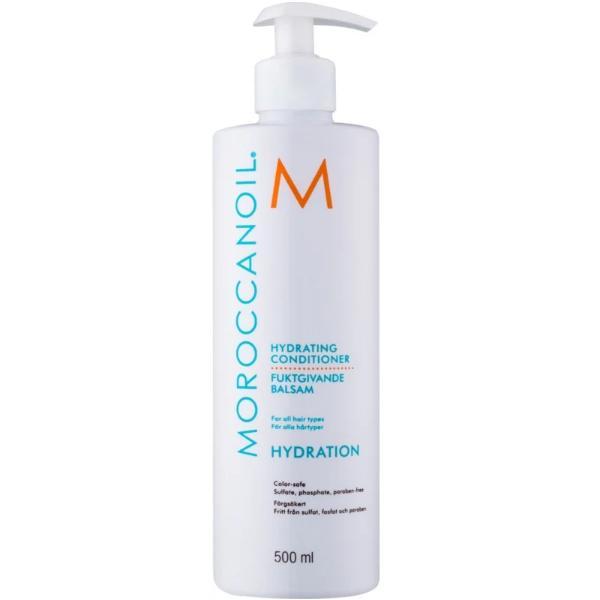 Balsam Intens Hidratant - Moroccanoil Hydrating Conditioner, 500ml imagine produs
