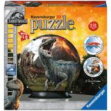 Puzzle 3D Jurassic World, 72 Piese - Ravensburger