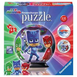 Puzzle 3D Eroi In Pijamale Motiv 1 - Ravensburger