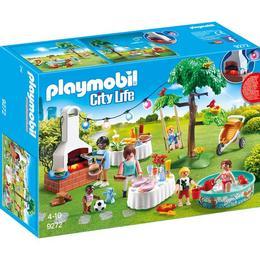 Playmobil City Life - Petrecere In Gradina