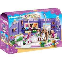 Playmobil City Life - Magazin De Accesorii Pentru Caluti