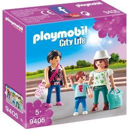 Playmobil City Life - La Cumparaturi