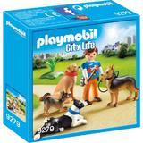 Playmobil City Life - Dresor De Caini