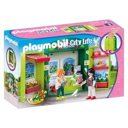 Playmobil City Life - Cutie De Joaca- Florarie