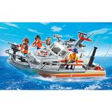 Playmobil City Action - Barca De Salvare