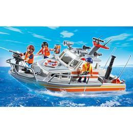 Playmobil City Action - Barca De Salvare