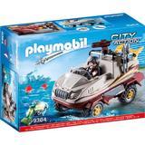 Playmobil City Life - Camion Amfibiu