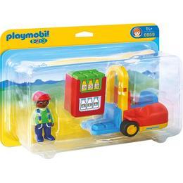 Playmobil 1.2.3 - Stivuitor