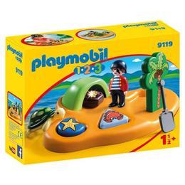 Playmobil 1.2.3 - Insula Piratilor