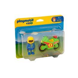 Playmobil 1.2.3 - Motocicleta