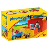 Playmobil 1.2.3 - Magazin