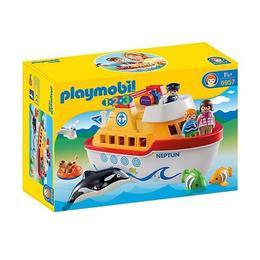 Playmobil 1.2.3 - Corabia