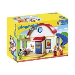 Playmobil 1.2.3 - Casa Din Suburbie