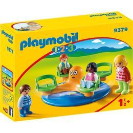 Playmobil 1.2.3 - Carusel Copii