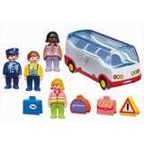 Playmobil - 1.2.3 Autobuz