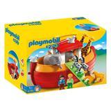 Playmobil 1.2.3 - Arca Lui Noe Portabila